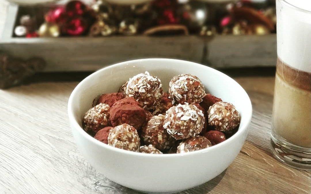 Lebkuchen-Energyballs